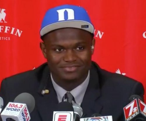 Zion Williamson: High school hoops phenom picks Duke