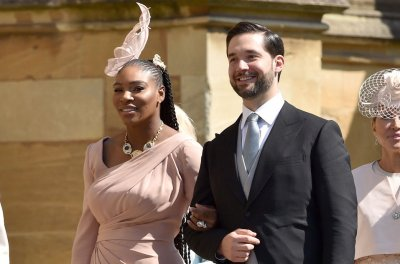 Alexis Ohanian wishes 'queen' Serena Williams a happy anniversary