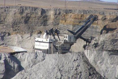 Wyoming coal region faces discouraging future