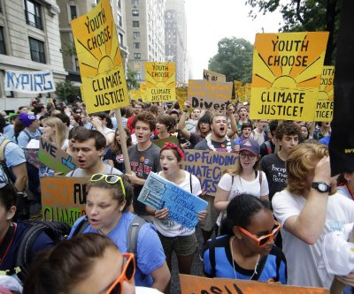On This Day: Climate march draws 300,000 to NYC