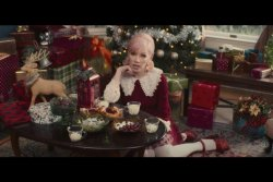 Carly Rae Jepsen shares 'It's Not Christmas Till Somebody Cries' music video