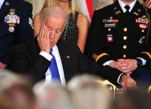 Biden spokeswoman leaving