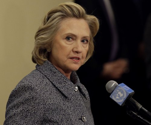Hillary Clinton: Private email server 'a matter of convenience'