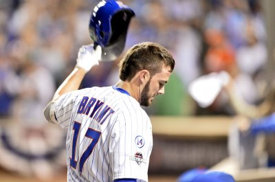 Chicago Cubs hit six homers, take 2-1 series lead