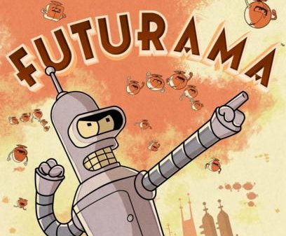 'Futurama' lives on in upcoming mobile game