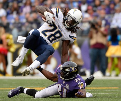 Disappointing San Diego Chargers RB Melvin Gordon done for season