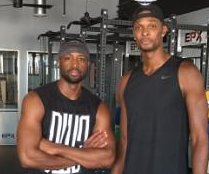 Chris Bosh: I've been gone for a moment, but now I'm back [VIDEO]