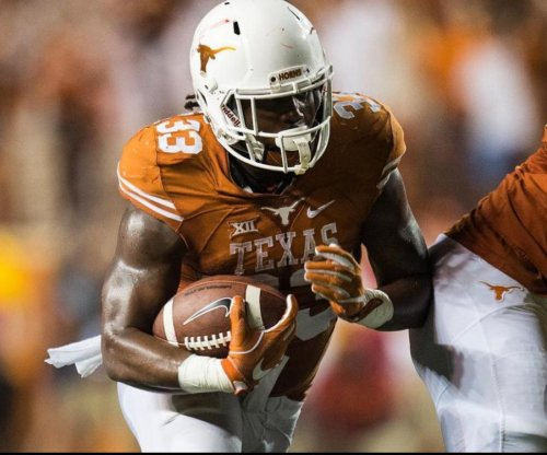Texas RB D'Onta Foreman to declare for NFL draft