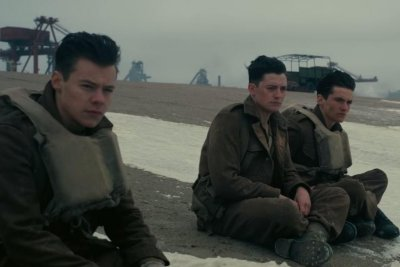 First full-length trailer for director Christopher Nolan's 'Dunkirk' released