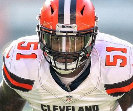 Jamie Collins agrees to four-year deal with Cleveland Browns