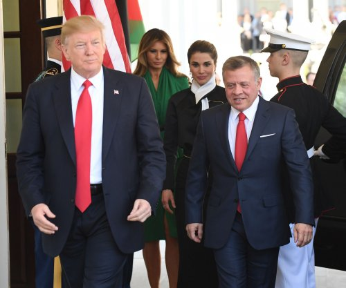 Watch live: Trump, Jordan's King Abdullah II to talk Mideast peace
