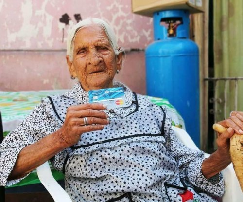 116-year-old Mexican gets bank card after being deemed too old