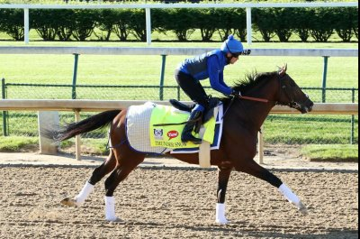 UPI Horse Racing Weekend Preview: Field is set for 143rd running of Kentucky Derby
