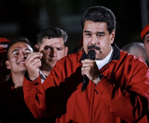 Maduro: Venezuela forces searching for 'mercenaries' after attack