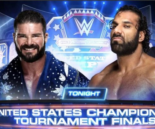 WWE Smackdown: Bobby Roode faces Jinder Mahal for U.S. Championship
