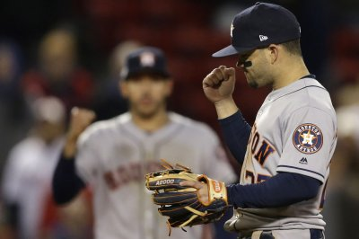 ALCS: Astros blast Red Sox in Game 1