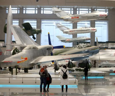 China now world's second-largest arms producer after U.S.
