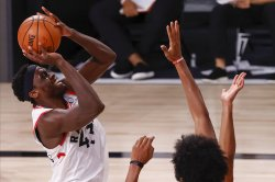 Raptors' Pascal Siakam, six coaches enter NBA's health and safety protocols