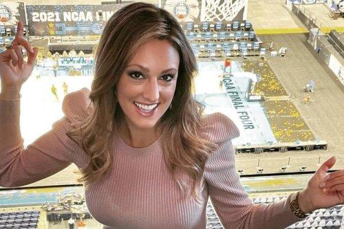 Sideline reporter Allison Williams leaving ESPN over vaccine mandate