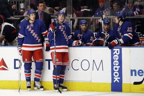 NHL: N.Y. Rangers 5, Tampa Bay 2