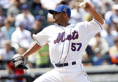 MLB: N.Y. Mets 7, Colorado 0