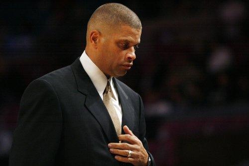 Sixers fire Jordan as head coach