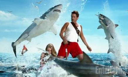 Rob Lowe stars in new Shark Week promo for the Discovery Channel