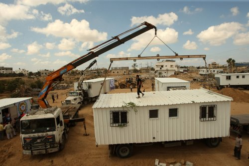 Gaza struggles to rebuild under blockade