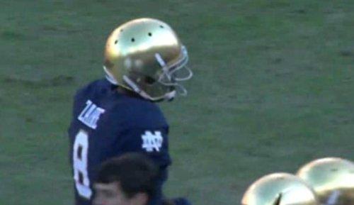 Zaire, Golson split time, lead Notre Dame past No. 22 LSU
