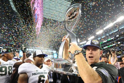 Michigan State comes back to top Baylor in Cotton Bowl