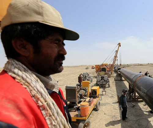 No contact with Iran, European gas pipeline group says
