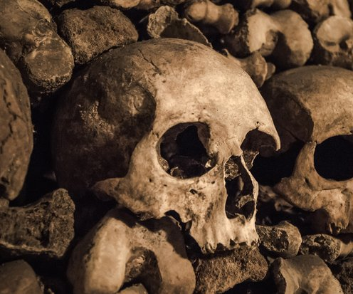 Airbnb contest offers Halloween stay in Paris Catacombs