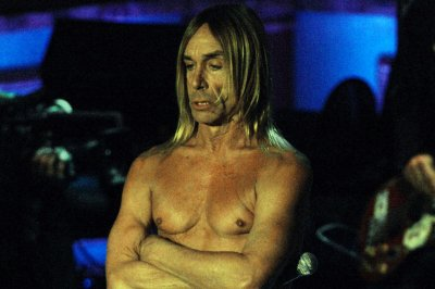 Iggy Pop proposed project with Josh Homme 'by text from my flip phone'