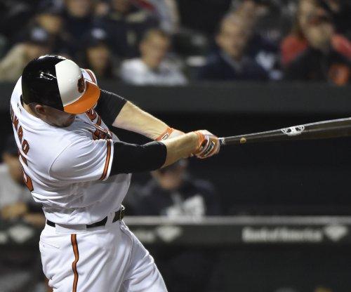 Mark Trumbo, Matt Wieters homers lead Baltimore Orioles past Kansas City Royals
