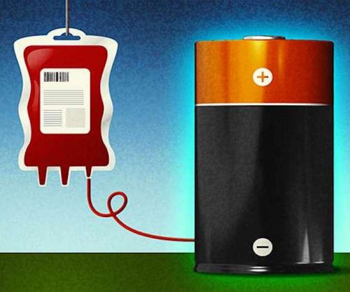 Blood molecule to help engineers build better batteries
