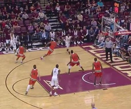 No. 15 Florida State slips past No. 25 Miami