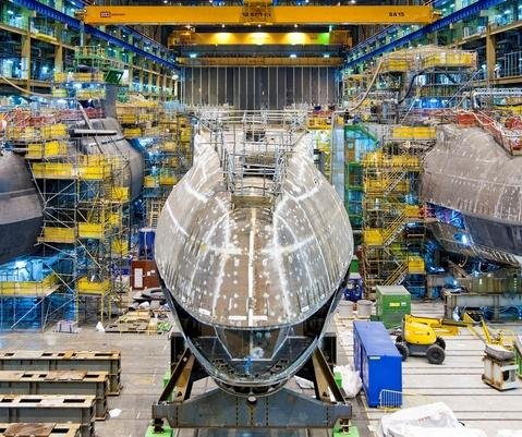BAE Systems to build sixth Astute-class submarine for Britain