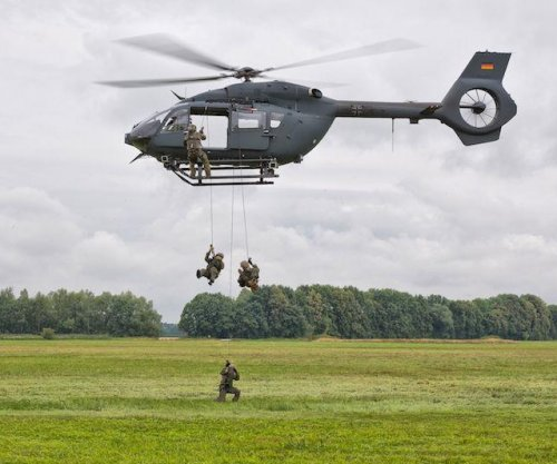 German military receives final H145M helicopter from Airbus