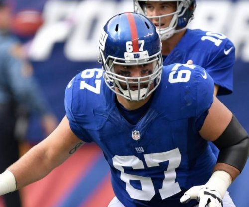 Giants G Justin Pugh cleared to resume football activities