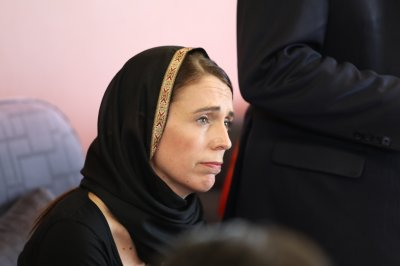 New Zealand PM: I'll never utter accused gunman's name