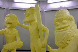 Pennsylvania Farm Show seeking butter sculptures for virtual contest