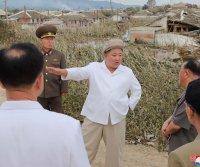 North Korea proposes sea walls to defend against storm surges