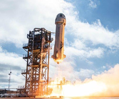 UPI News Quiz: Blue Origin, 'sea snot,' bitcoin