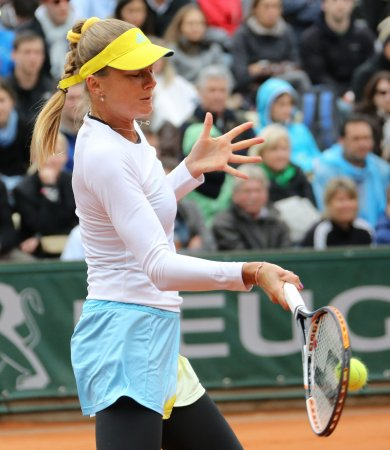 Hantuchova, Halep advance in women's tennis rankings