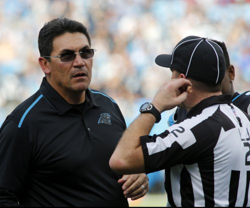 Carolina Panthers' Ron Rivera 'proud' of how Josh Norman handled Odell Beckham feud