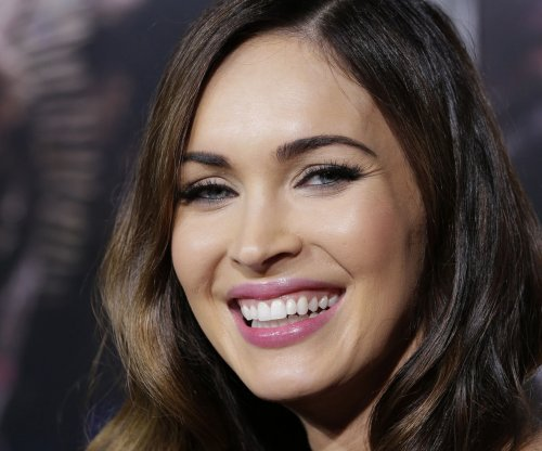 Megan Fox jokes about Will Arnett's young girlfriends on 'Conan'