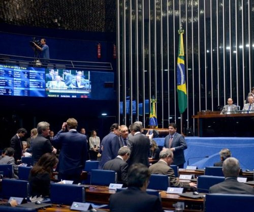 Dilma Rousseff's impeachment trial in Brazilian senate begins