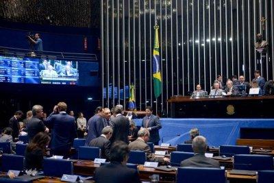 Dilma Rousseff's impeachment trial in Brazilian senate begins