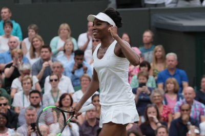 2017 Wimbledon: Venus Williams reaches Wimbledon semis for 10th time