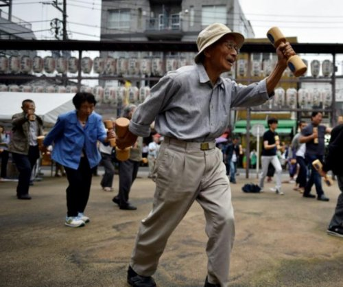 Japan has more than 2 million people over the age of 90